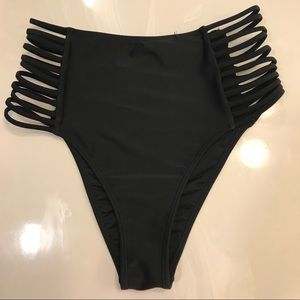 Other - High waisted swim bottoms